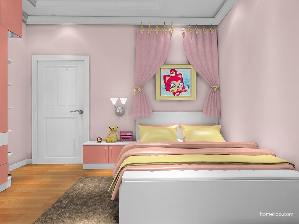 女孩的梦青少年房B19613