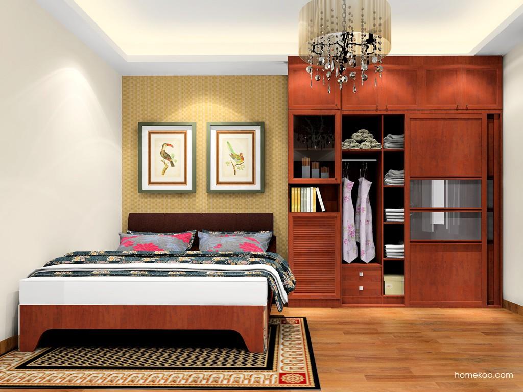 新中式主义卧房家具A19721