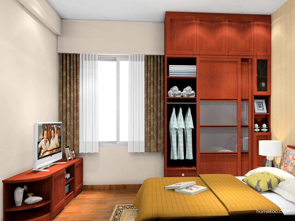 新中式主义卧房家具A19723