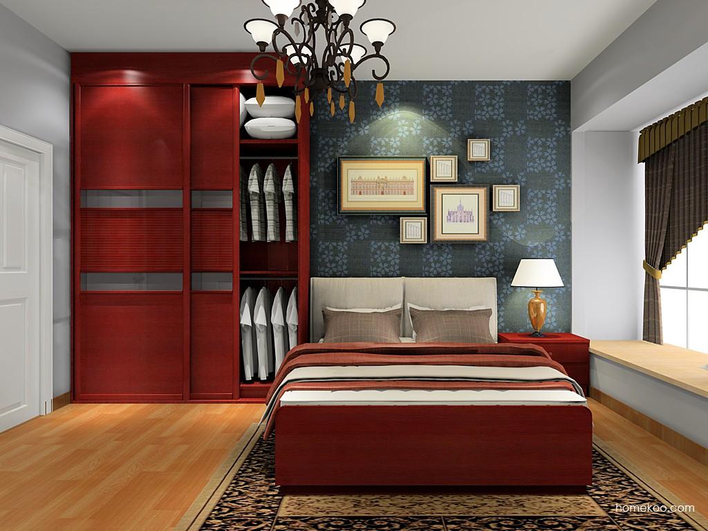 中国韵卧房家具A19745