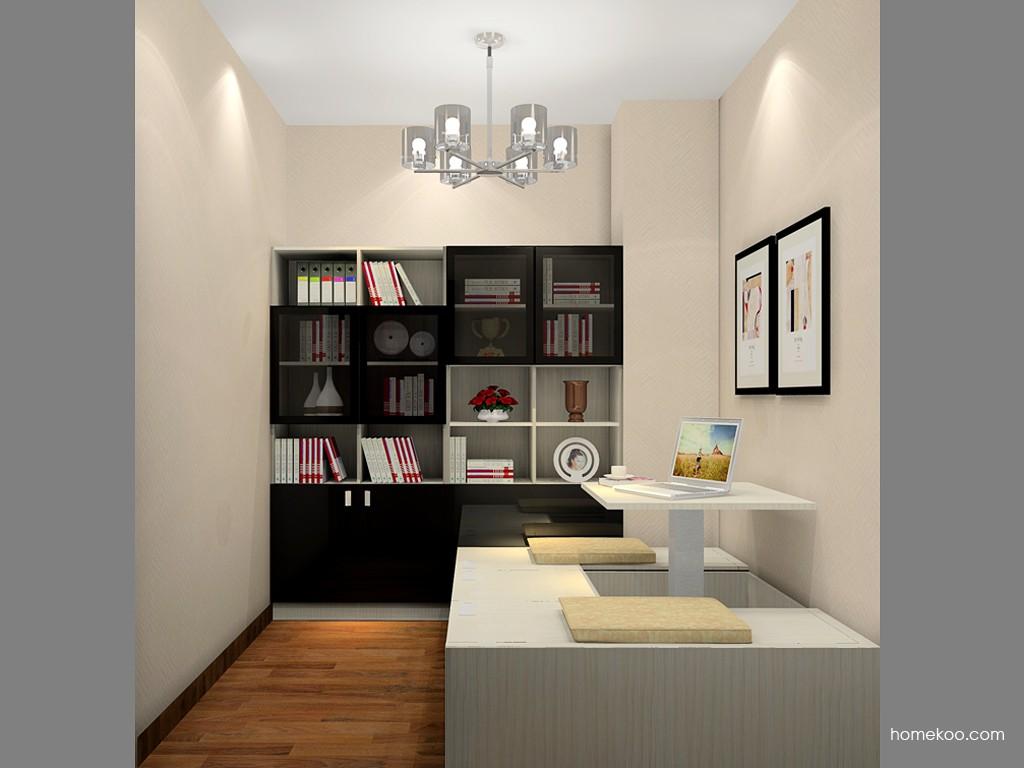 新实用主义书房家具C19524