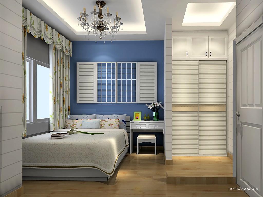 韩式田园卧房家具A19746