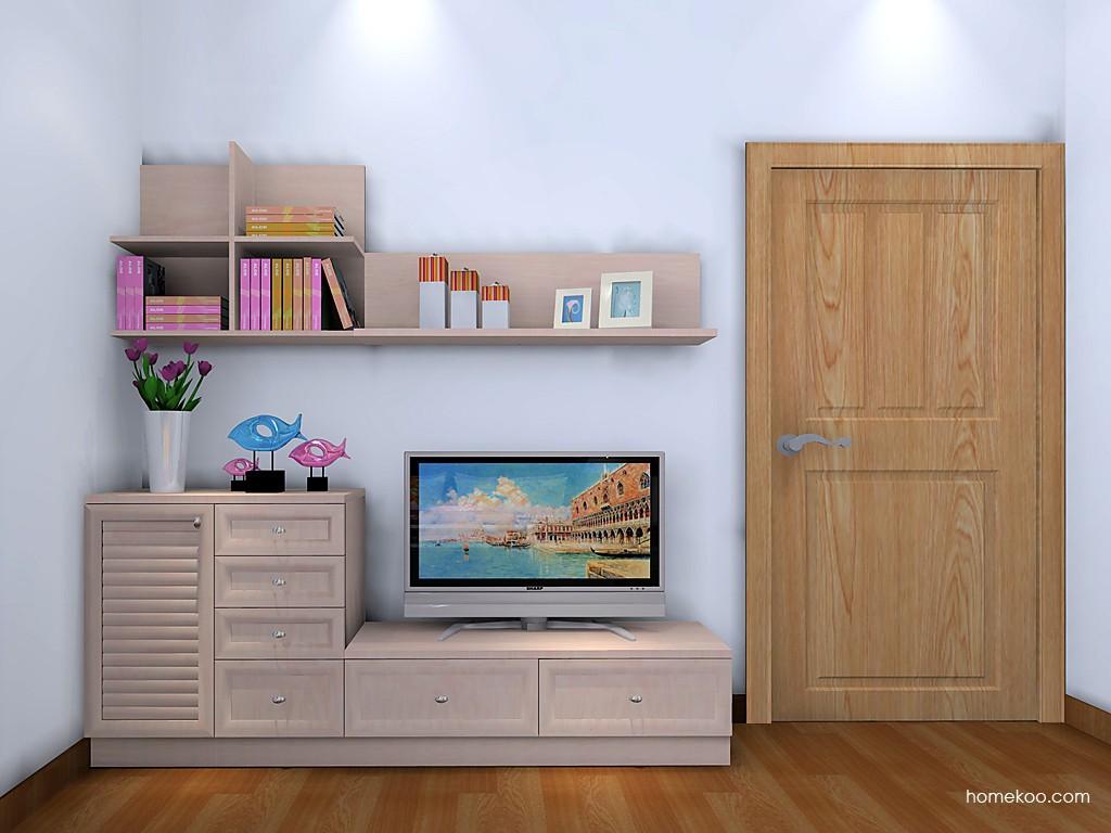 北欧阳光卧房家具A19757