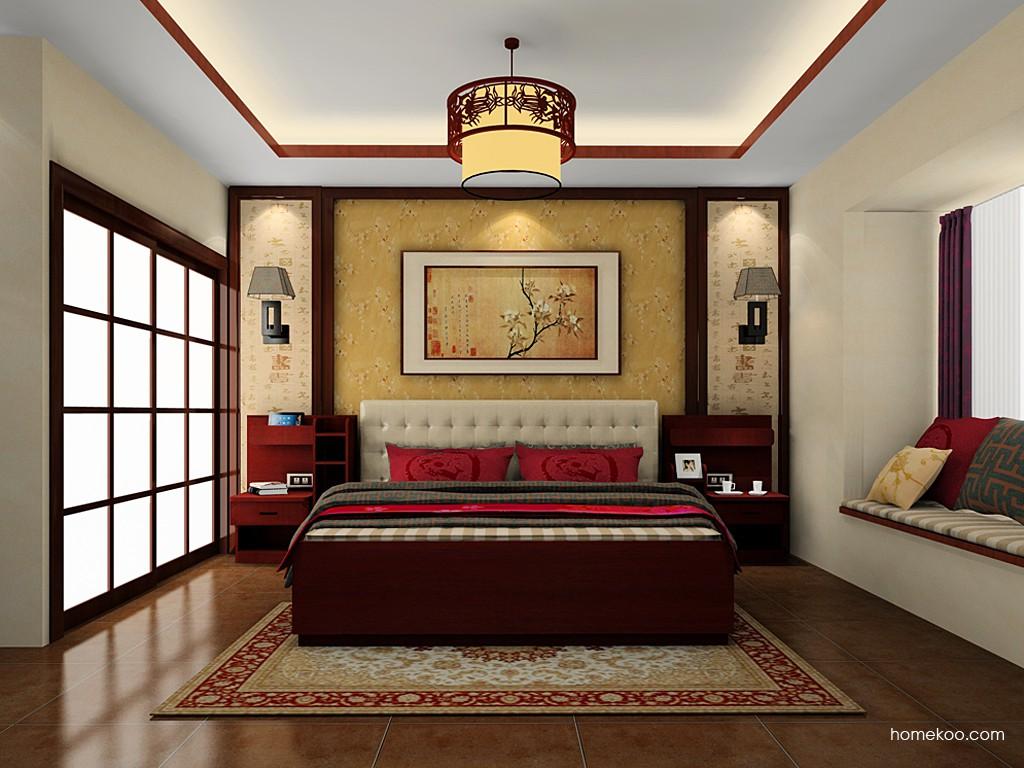 中国韵卧房家具A19760