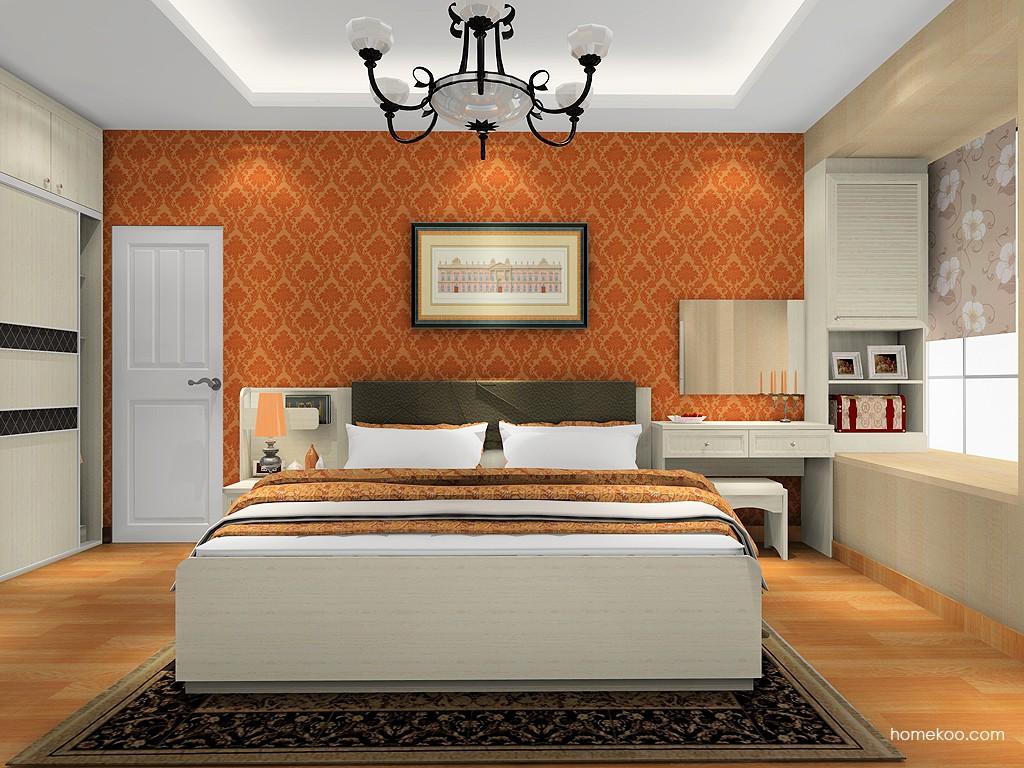 英伦印象卧房家具A19766