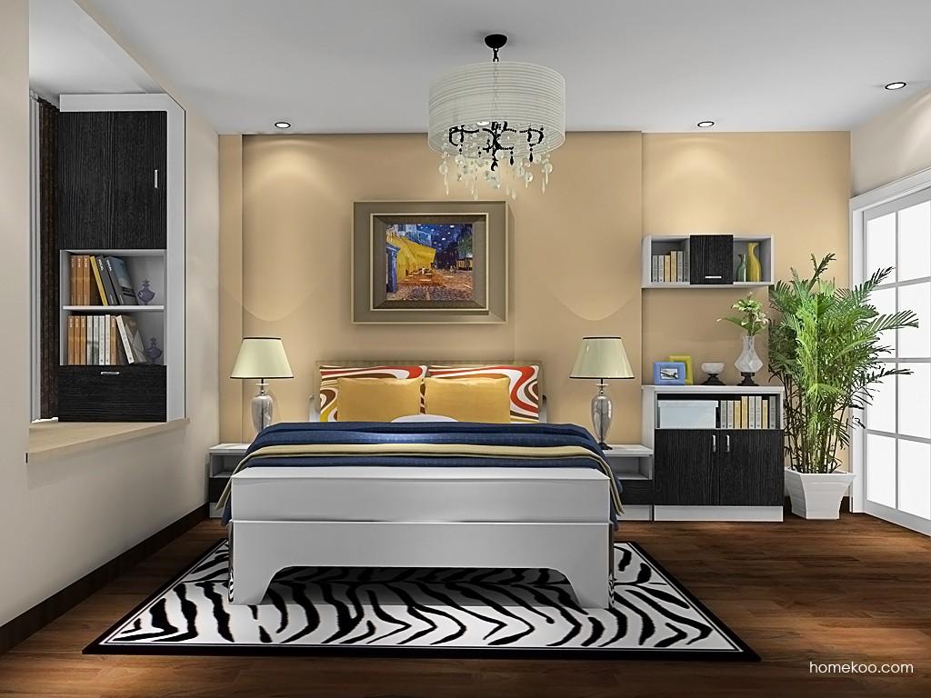 简约主义卧房家具A19767