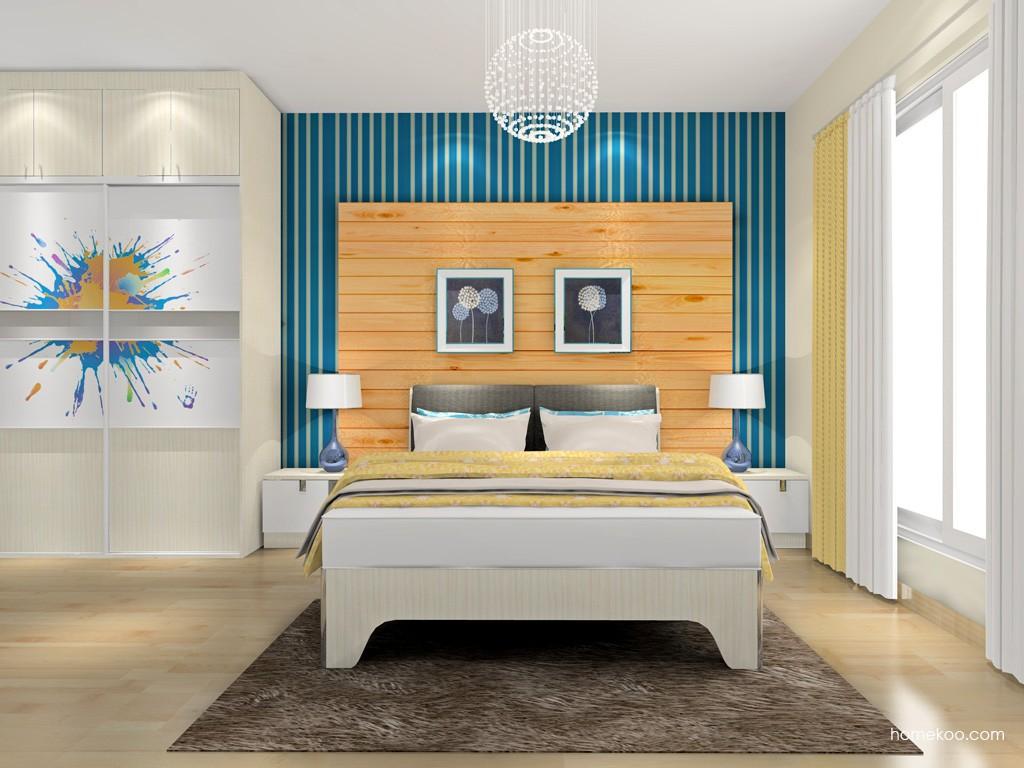 首尔之缤卧房家具A19781