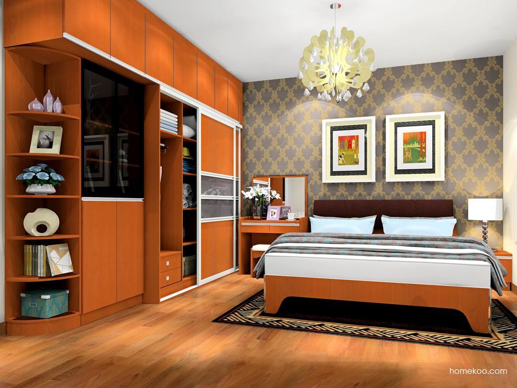 加州梦卧房家具A19790