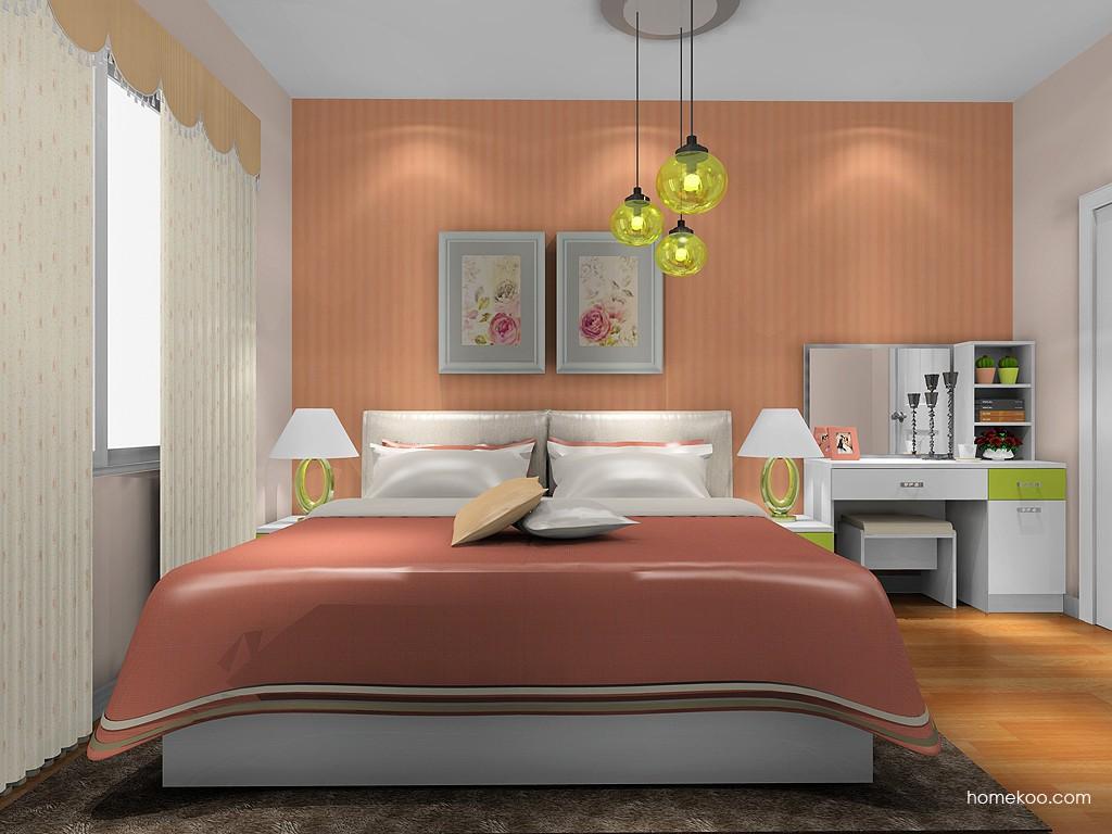 里昂春天卧房家具A19792