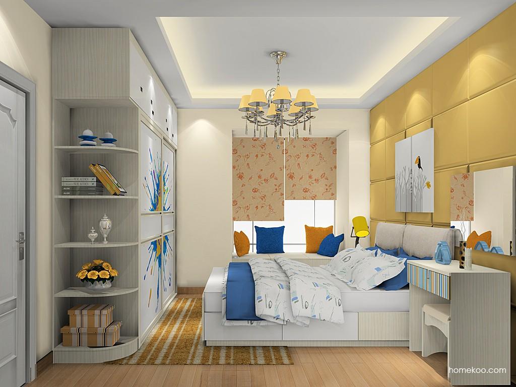 首尔之缤卧房家具A19800