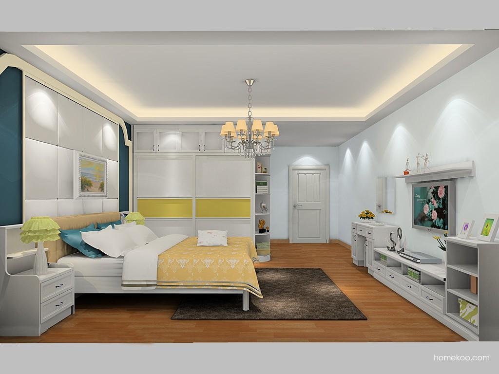 韩式田园卧房家具A19803