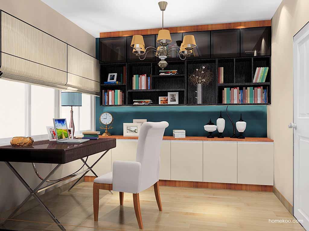 新实用主义书房家具C19528