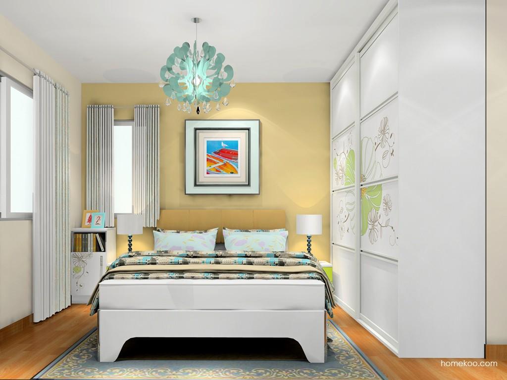 里昂春天卧房家具A19850