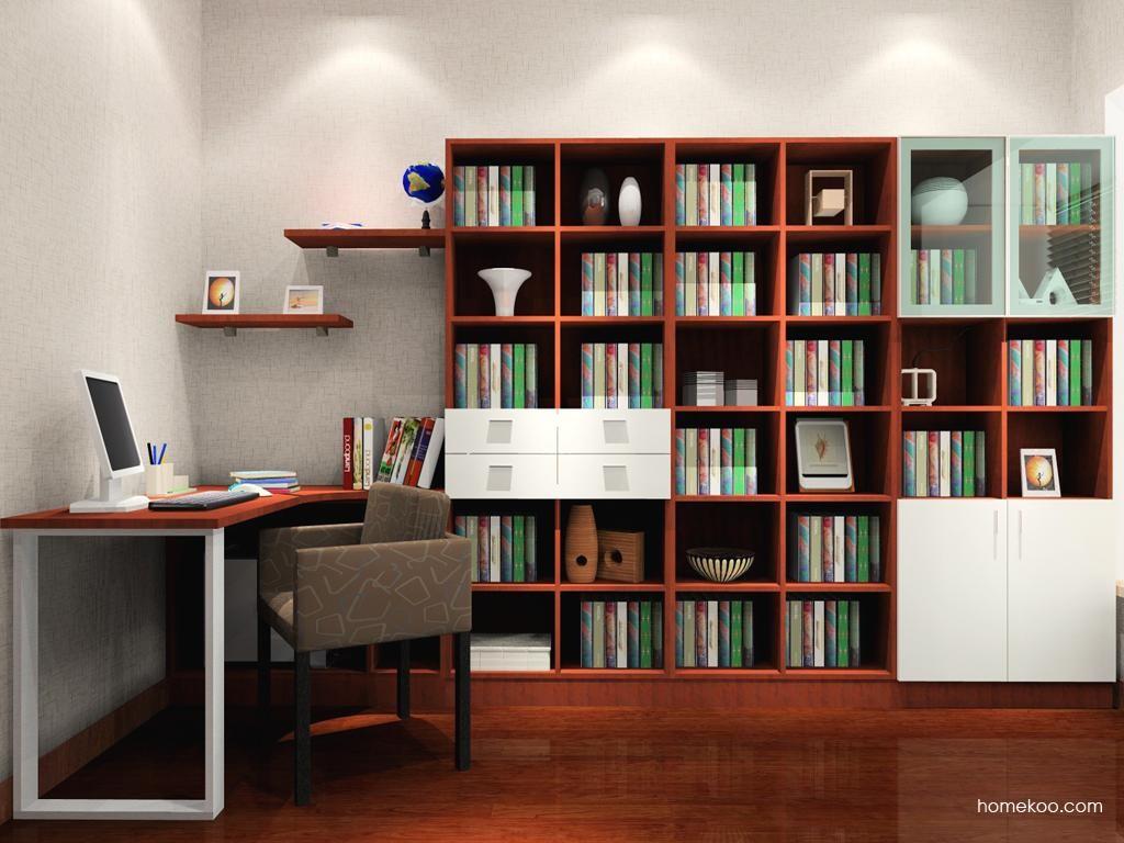 书房家具C2876