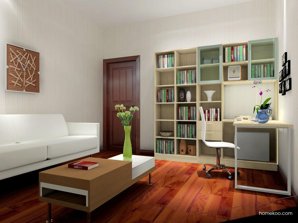 书房家具C2877