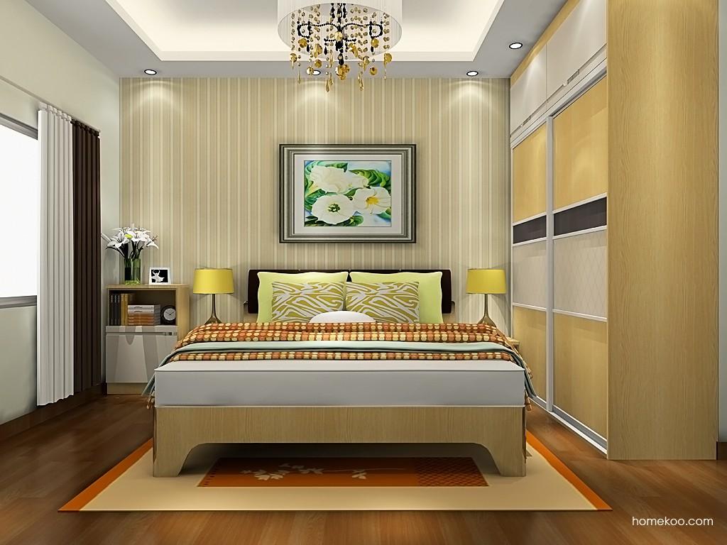 丹麦本色II卧房家具A19854