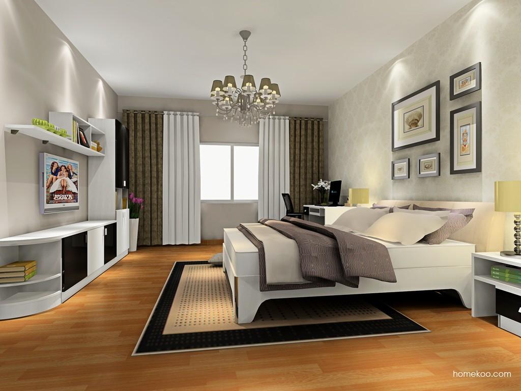 简约主义卧房家具A19934