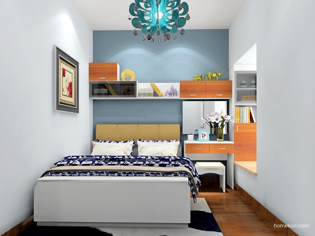 新实用主义卧房家具A19940