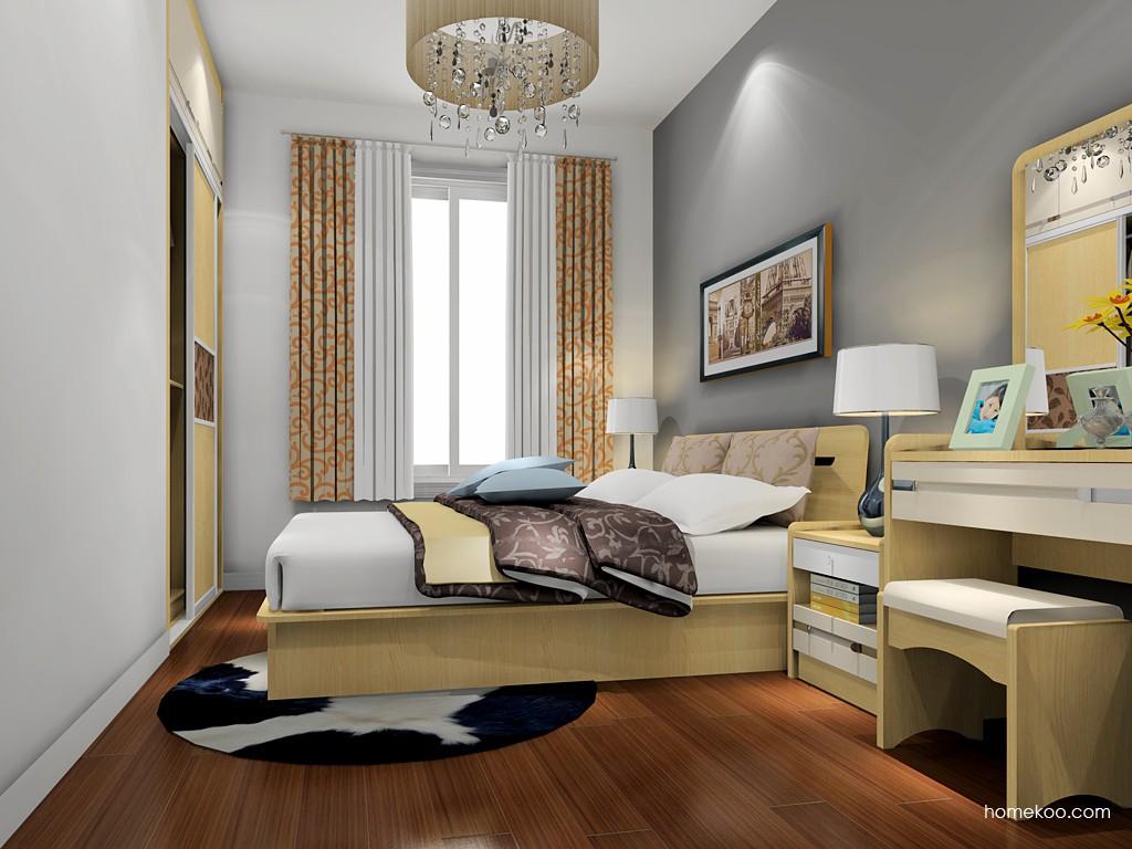 丹麦本色II卧房家具A19944