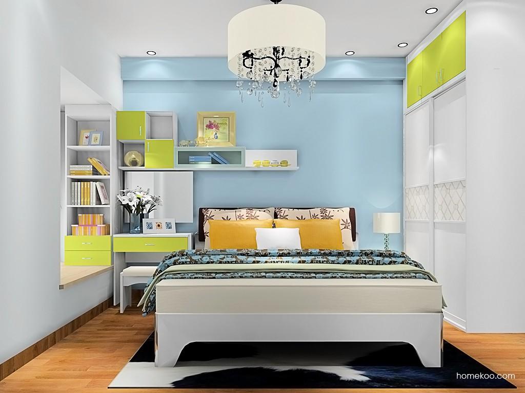 浪漫主义卧房家具A19950