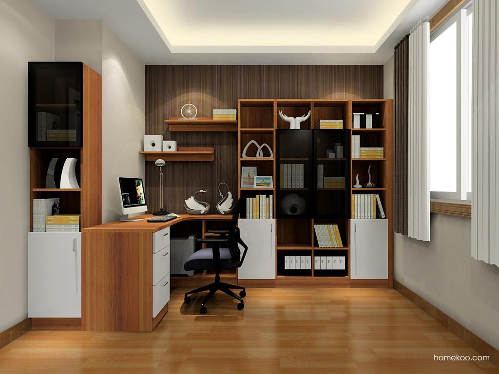 新实用主义书房家具C19593