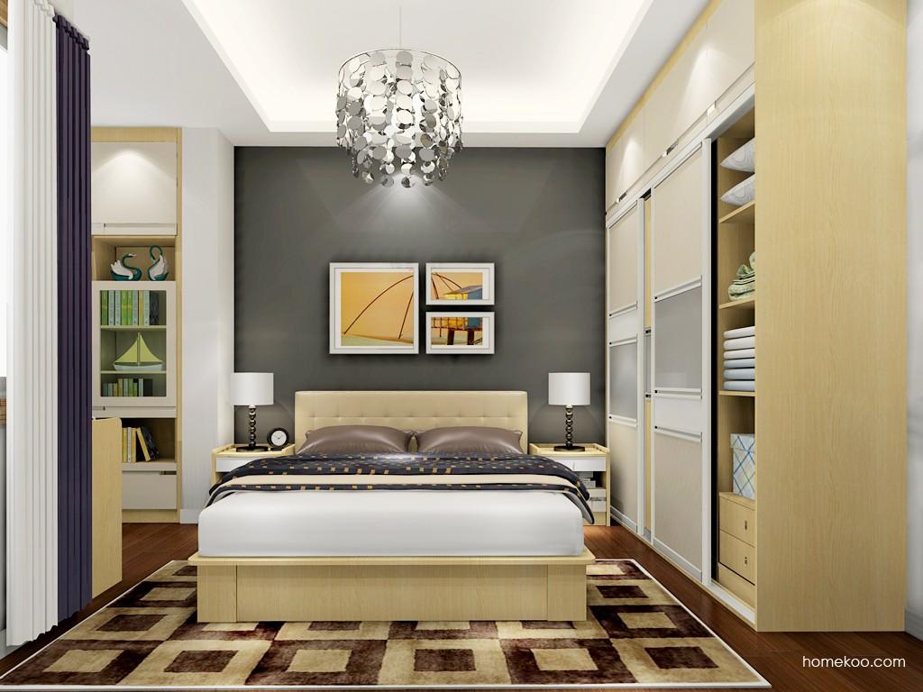 丹麦本色II卧房家具A19960