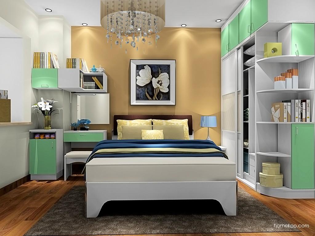 浪漫主义卧房家具A19970
