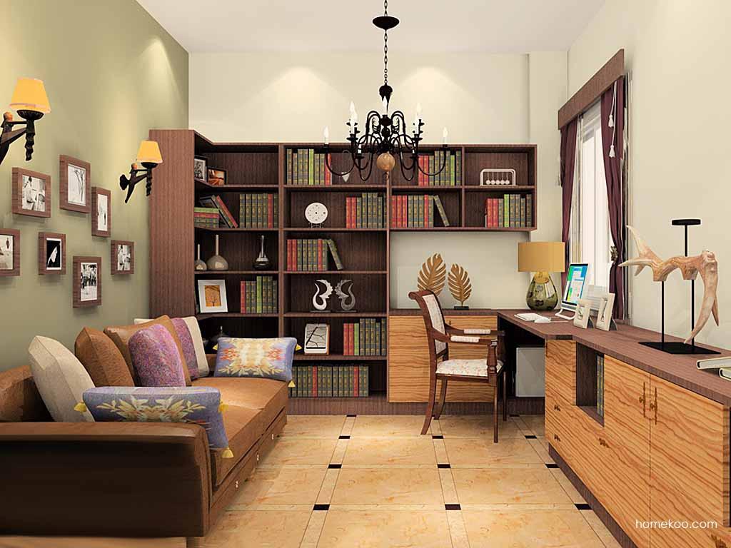新实用主义书房家具C19635