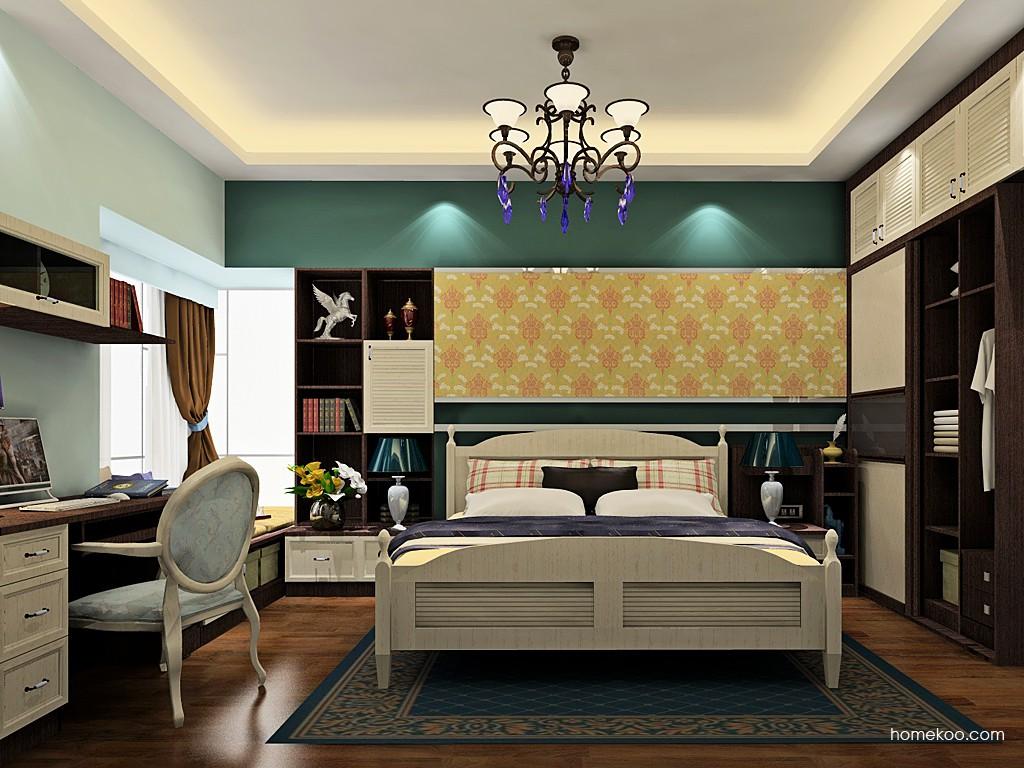 新实用主义卧房家具A19989