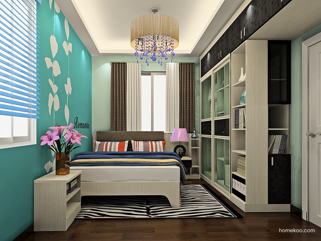 米兰剪影卧房家具A20006