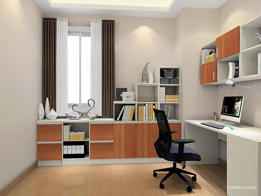 新实用主义书房家具C19653