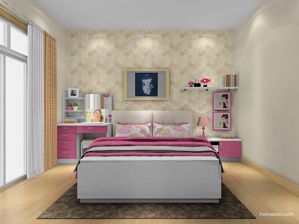 新实用主义卧房家具A20021