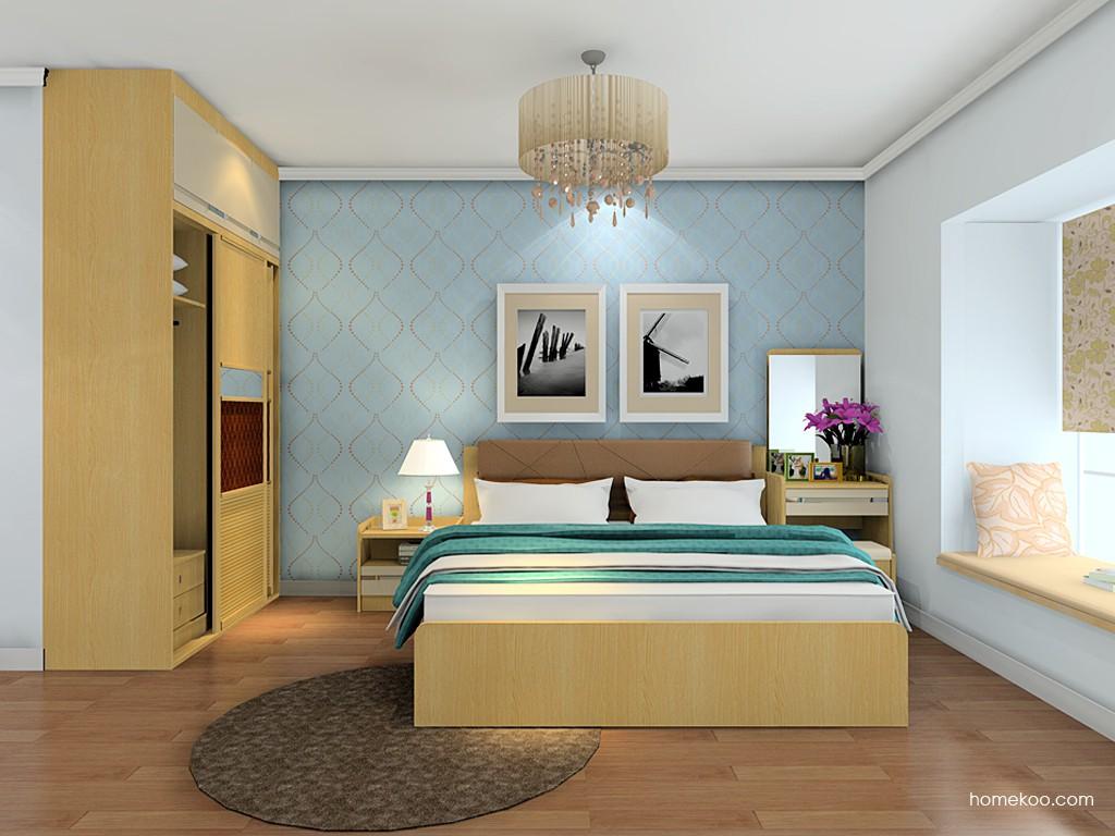 丹麦本色II卧房家具A20036