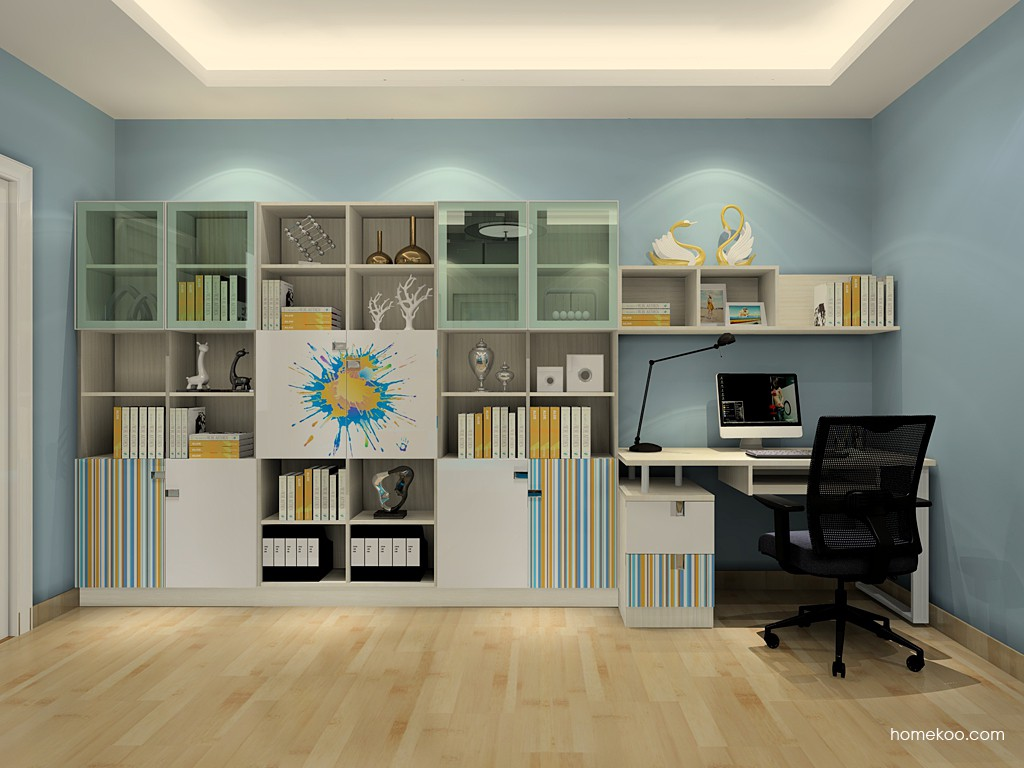 首尔之缤书房家具C19674