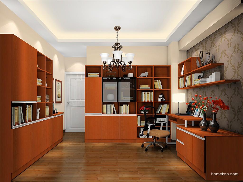 加州梦书房家具C19686