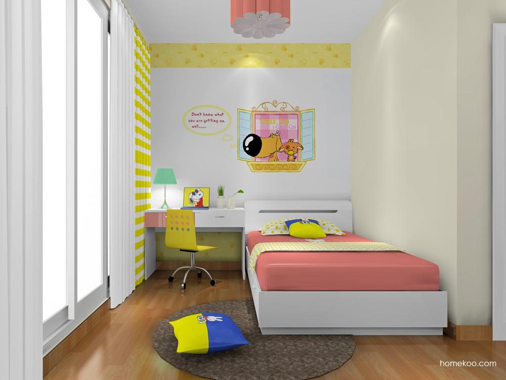 女孩的梦青少年房B19798