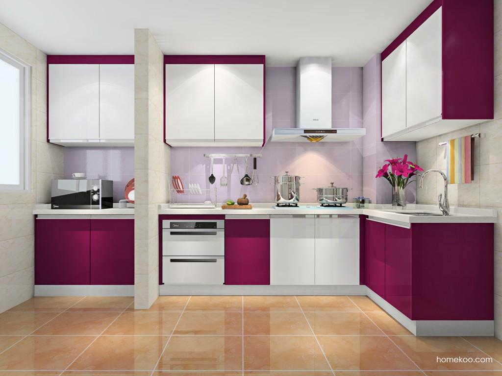 紫晶魅影橱柜F18088