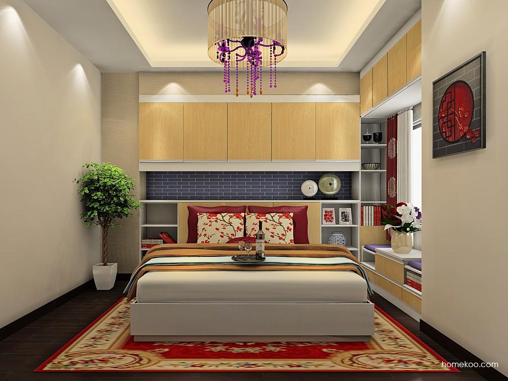 新实用主义卧房家具A20066