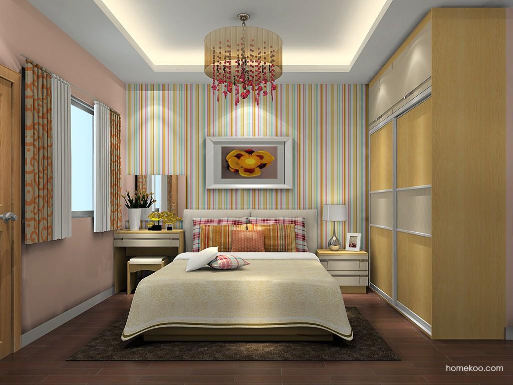 丹麦本色II卧房家具A20067