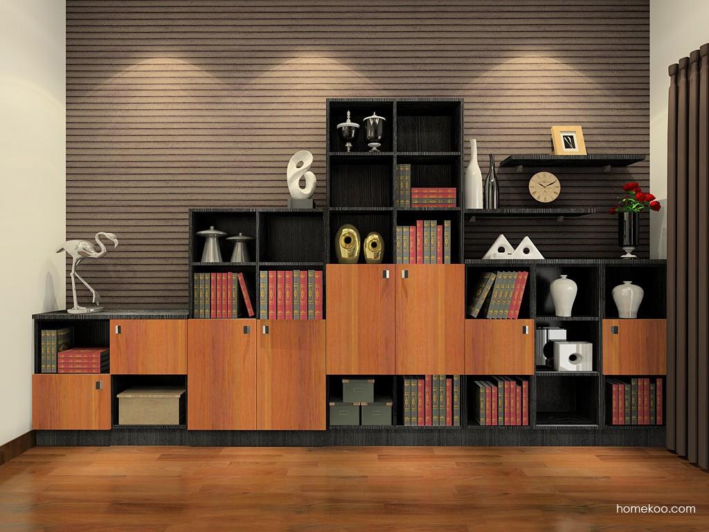 德国森林书房家具C19690