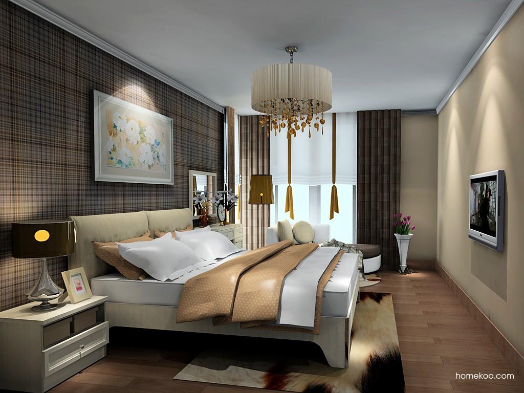 英伦印象卧房家具A20106