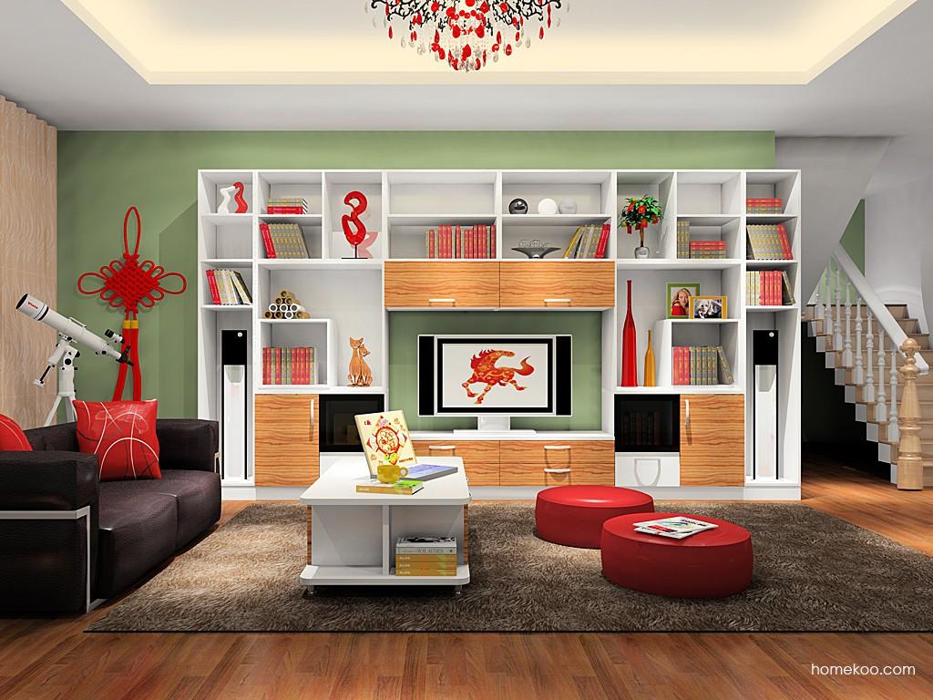 新实用主义书房家具C19710