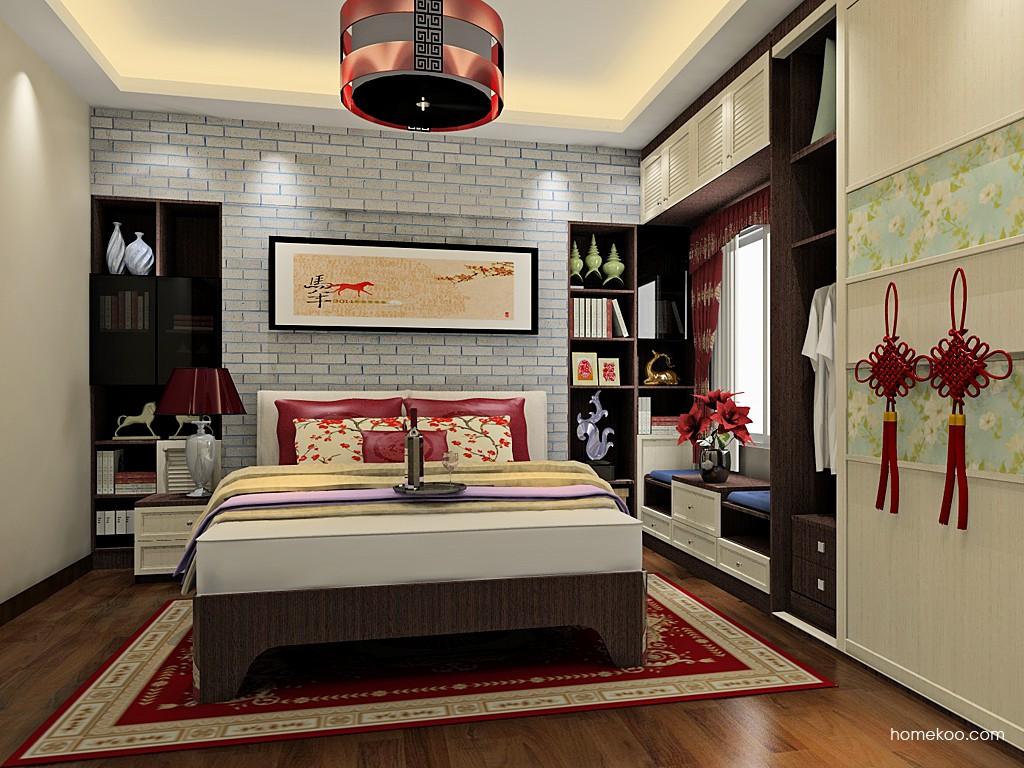 新实用主义卧房家具A20118
