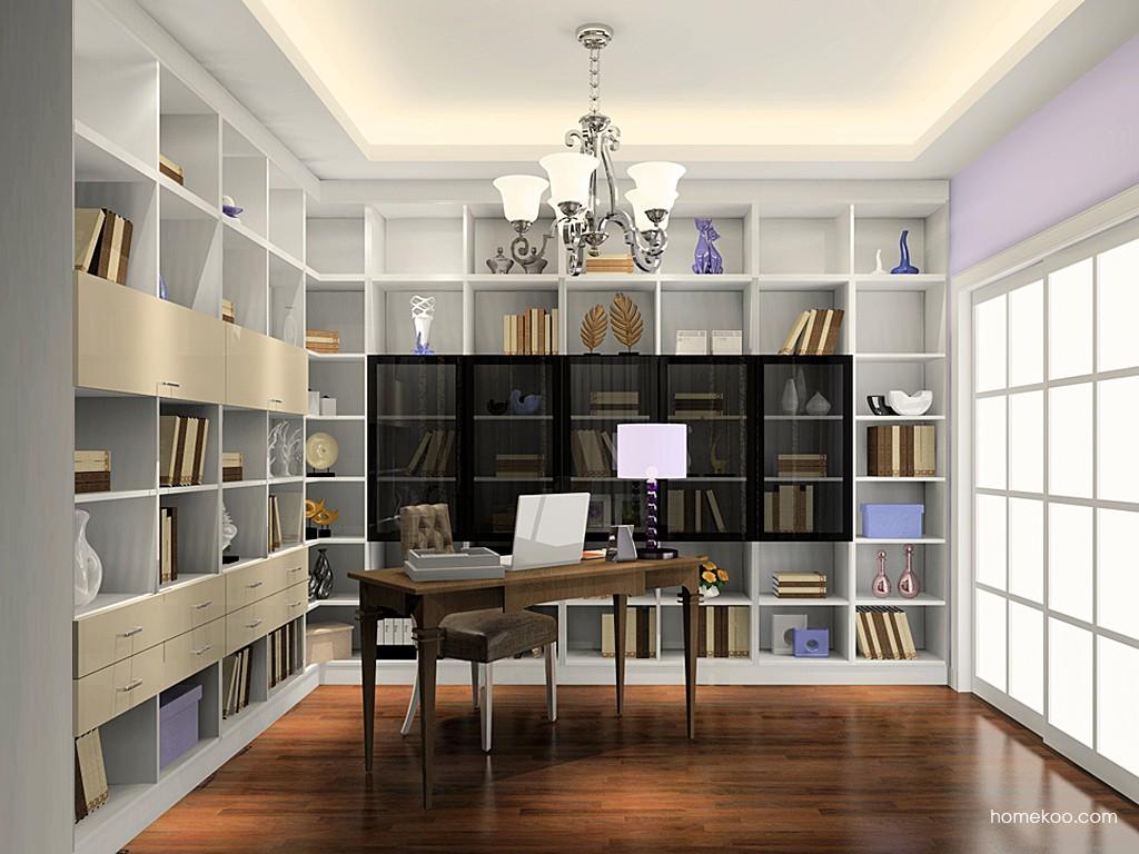 新实用主义书房家具C19716