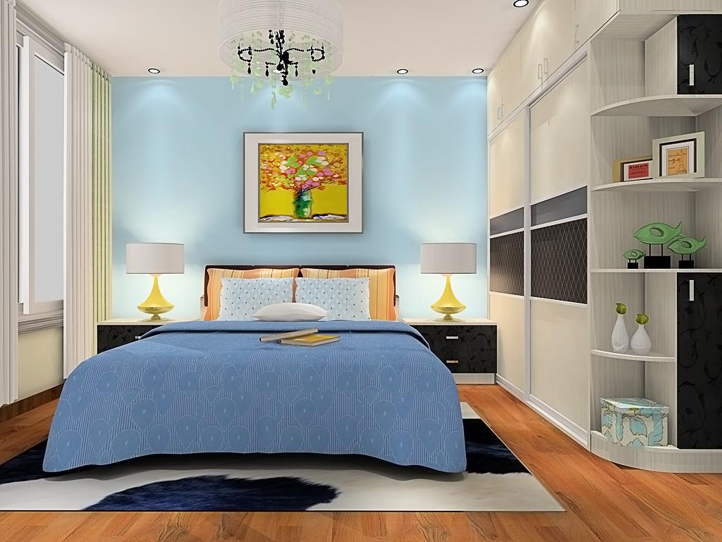 米兰剪影卧房家具A20147