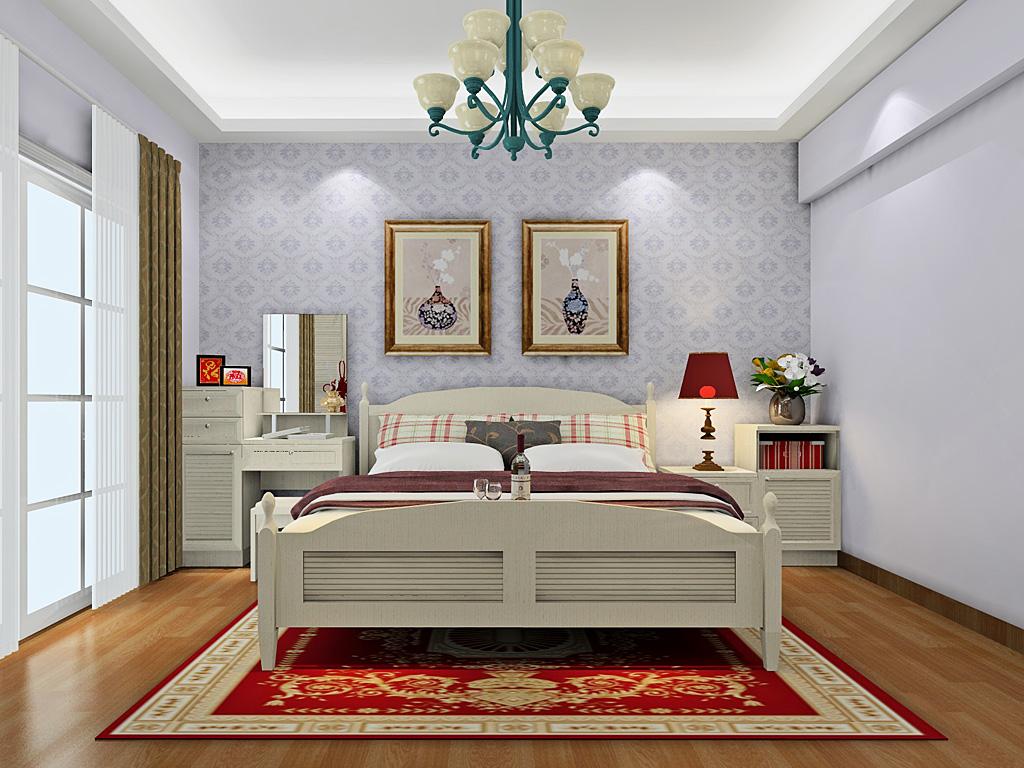 英伦印象卧房家具A20246