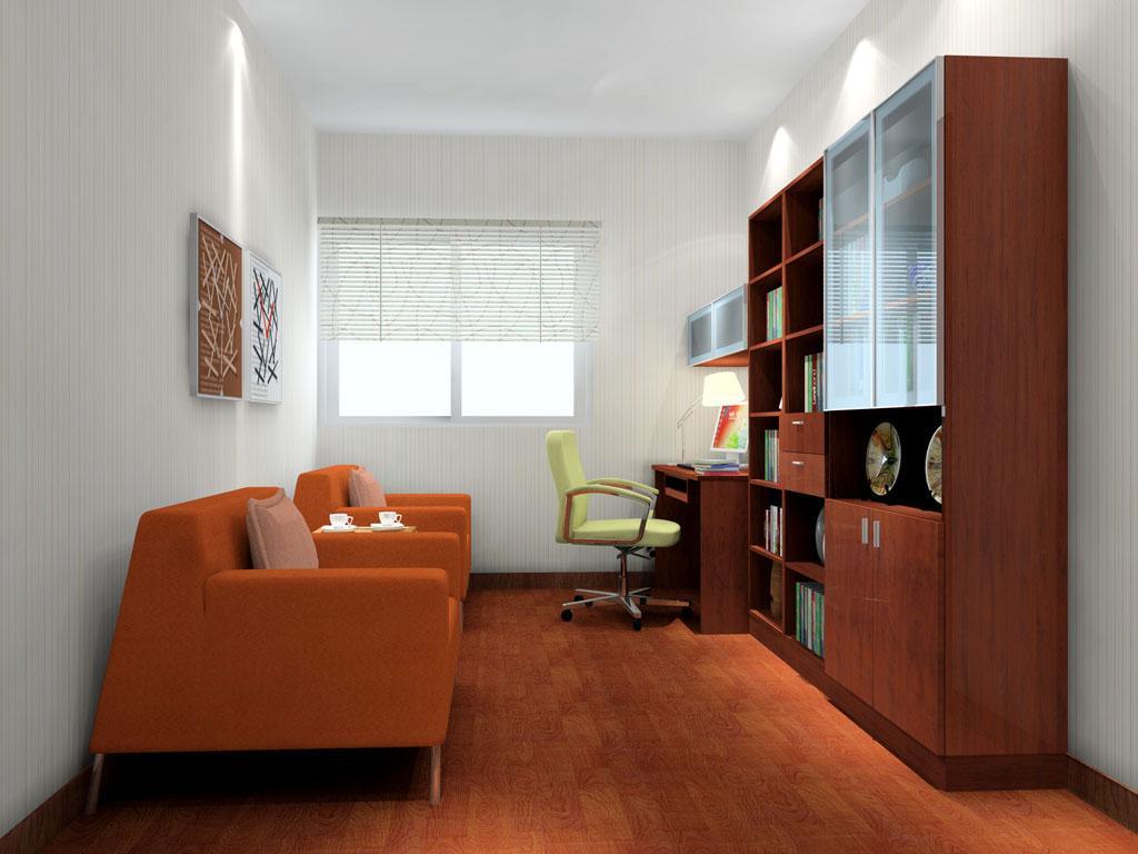 书房家具C2907