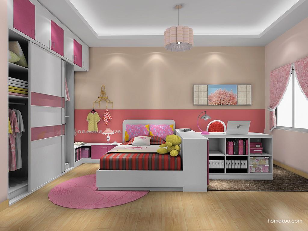 女孩的梦青少年房B20057