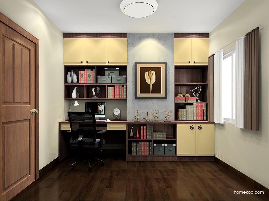 卡罗摩卡书房家具C20351
