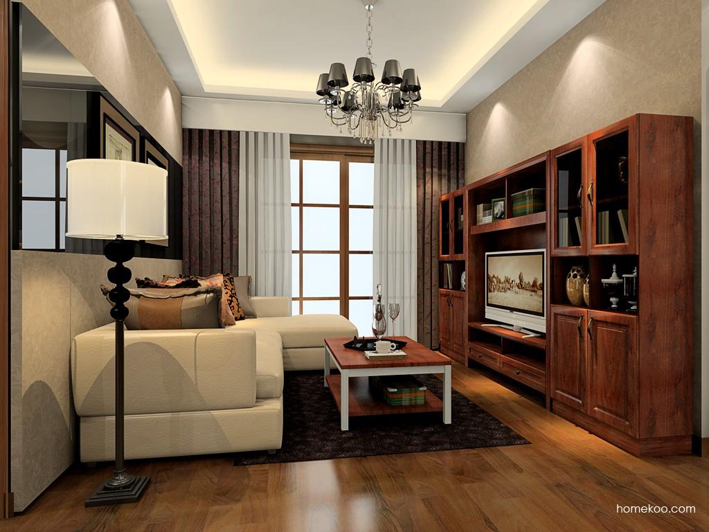 马赛丽舍客厅家具D18053